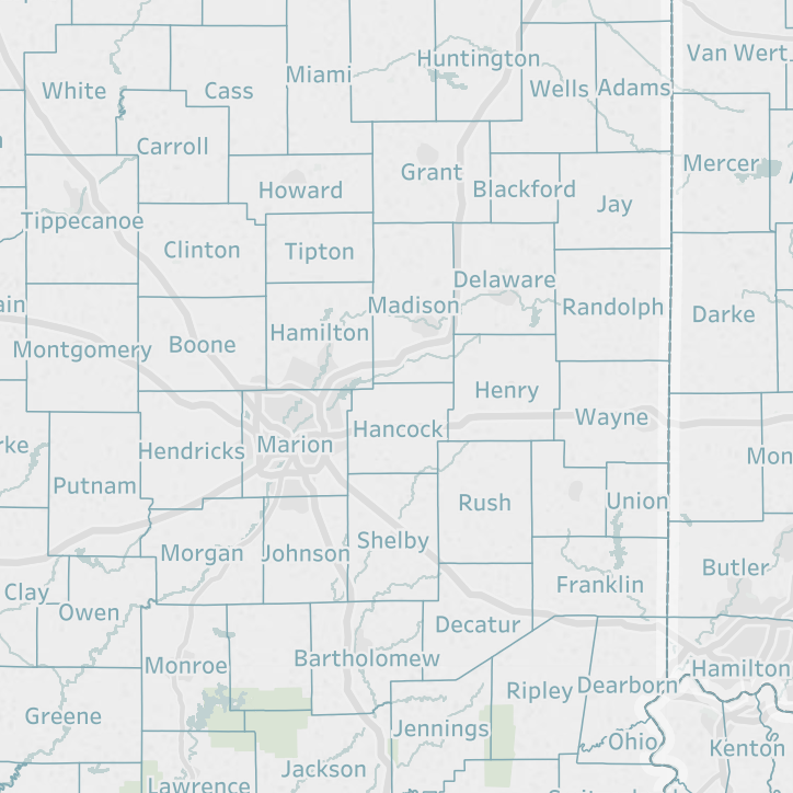 District Interactive Map: STATS Indiana on chico ca county zip codes map, mile radius map charlotte nc, chicago illinois map, dallas drive time radius map, custom radius map, 200 miles on a map, create a radius population map,